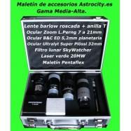 Maletín de accesorios gama media-alta Astrocity.