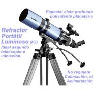 Liquidación reafractor 102/500 AZ3 Pentaflex. Refractor polivalente.