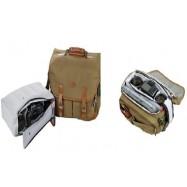 Mochila inflable de mano Pentaflex. Compartimentos inflables. Máxima protección.
