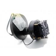 """Cámara QHY9 CCD Monocromo + rueda portafiltros 2"""" motorizada"""