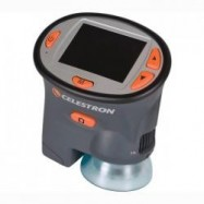 NOVEDAD .Microscopio digital de bolsillo con LCD Celestron 150X