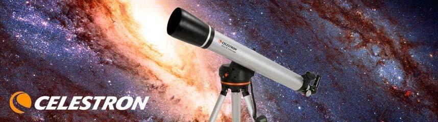 Telescopios GOTO iniciación