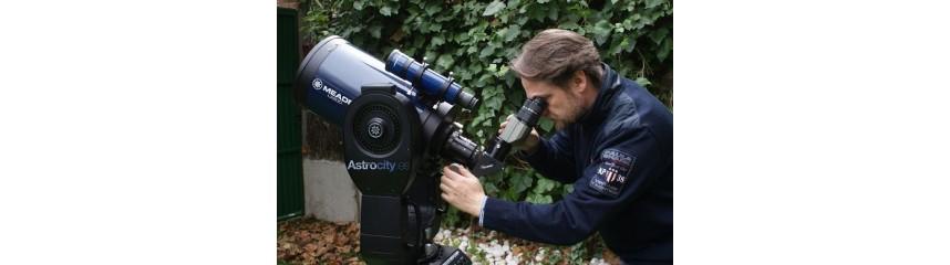 Cabezales binoculares