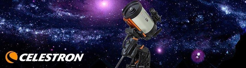 Telescopios Celestron CGX